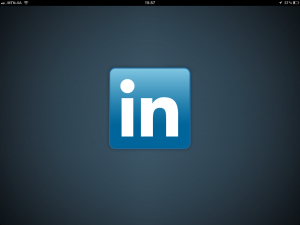 "<h3> LinkedIn iPad App. WeszMadz looks into it.</h3>    <a href=""http://wesley.co.za/newipadapp/"">The Welcome Screen</a>"