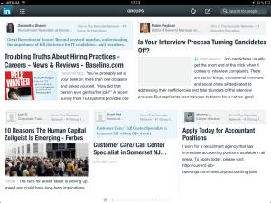"<h3> LinkedIn iPad App. WeszMadz looks into it.</h3>    <a href=""http://wesley.co.za/newipadapp/"">photo8</a>"